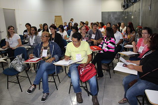 Seminário para mulheres sindicalistas em Uberlândia - 2017