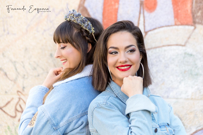 Lucía e Irene