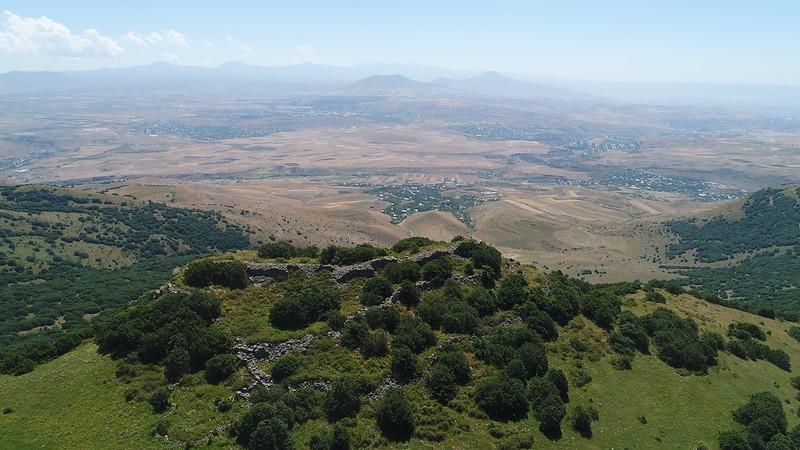 Urartian Fortress of Solak 1, Armenia/Italy