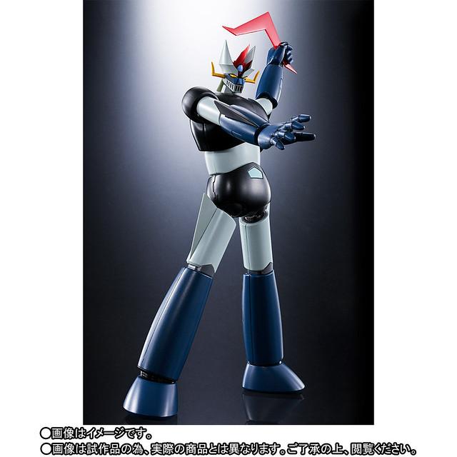 超合金魂 GX-73SP 《金剛大魔神》「金剛大魔神D.C. 動畫配色版本」!グレートマジンガー D.C. アニメカラーバージョン