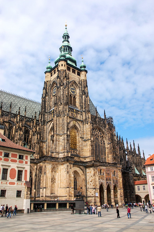 聖維特教堂鐘塔