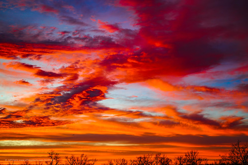 sunset clouds blue orange sonyalpha sonya7m3 sonya7iii