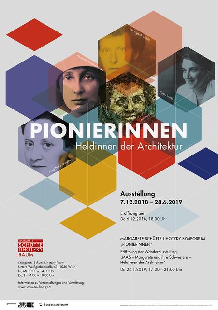 PIONIERINNEN Heldinnen der Architektur