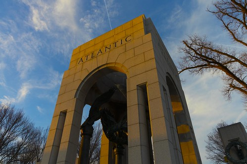 WW2 Memorial Washington DC | by JustinCEO