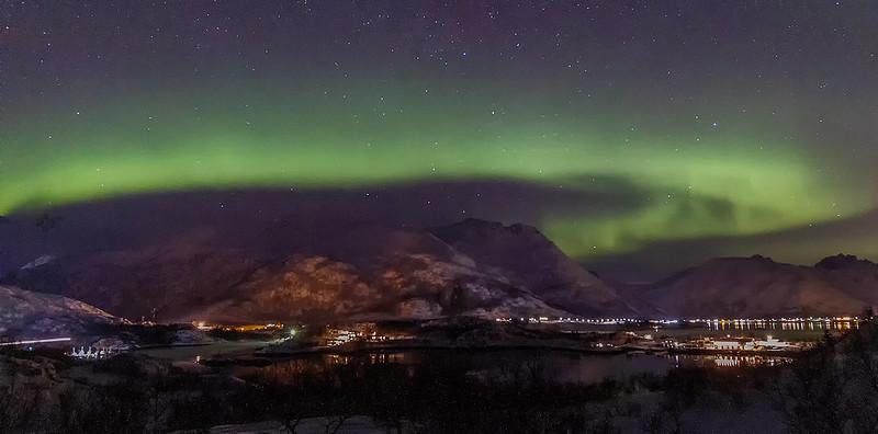 Nordlichter auf den Lofoten1