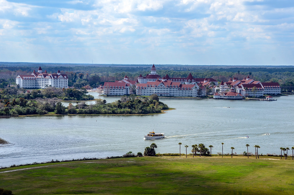 Grand Floridian from California Grill