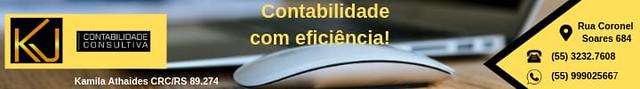 Faça seus serviços contábeis com a KJ Contabilidade