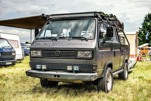 VW T3 Syncro Doppelkabine 1984 - 1992