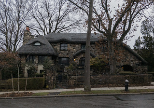 Gingerbread house in Brooklyn, New York   by Russ Realty
