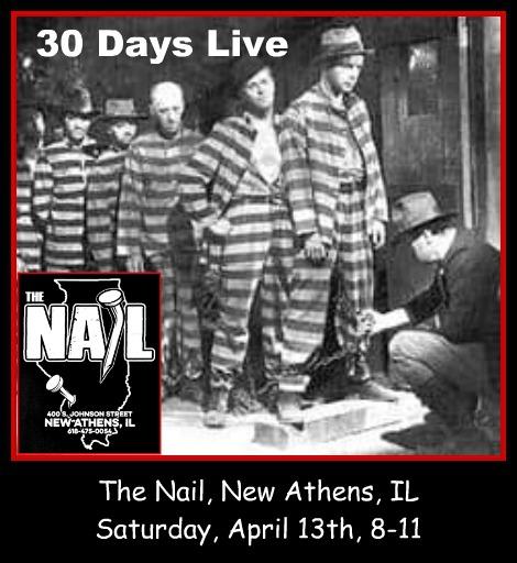 30 Days Live 4-13-19