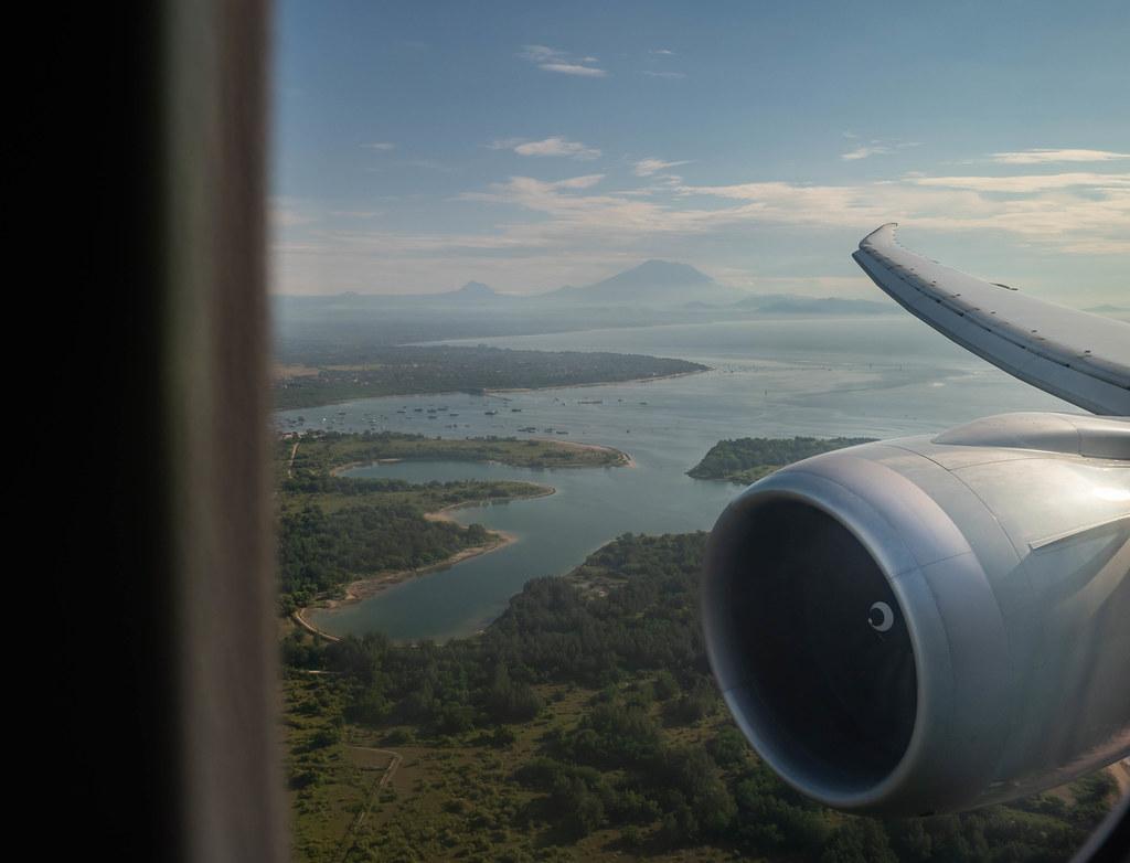 lentomatkailun päästöt