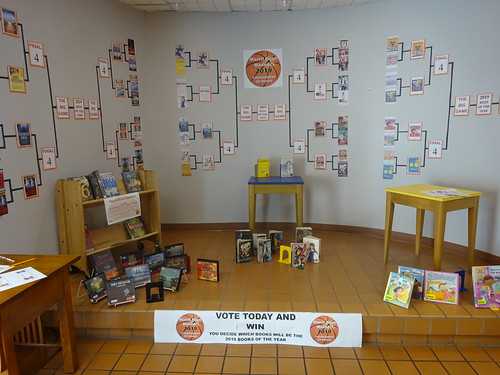 March Book Madness 2019 | by lmlibrary