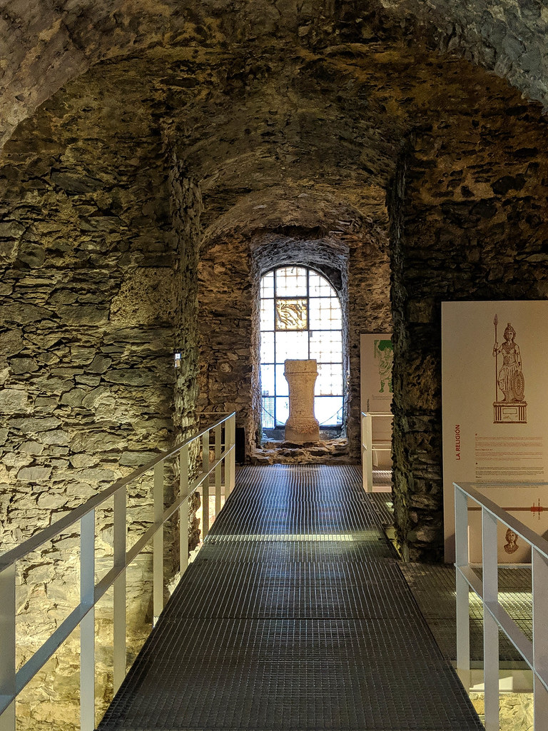 The archaeological museum of Almunecar