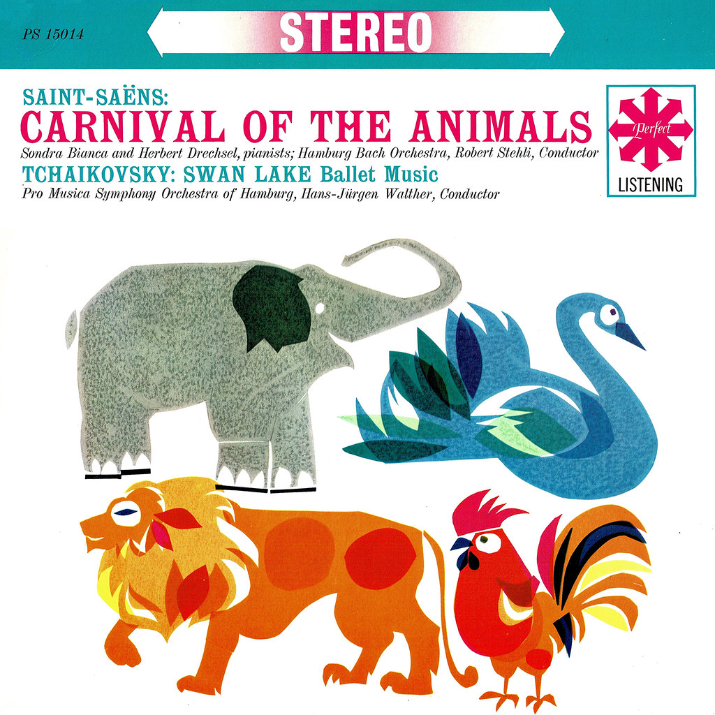 Camille Saint-Saëns - Carnival of the Animals