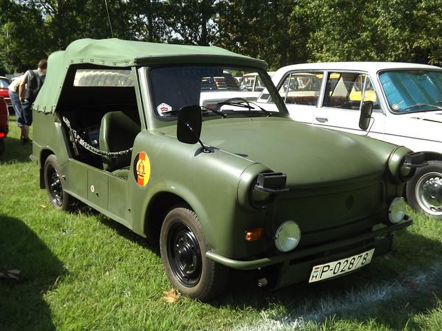 Trabant 601 Kübel