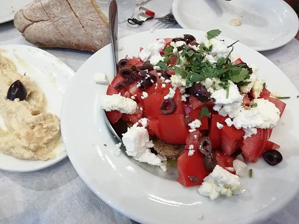 salade paysanne d'eugénie