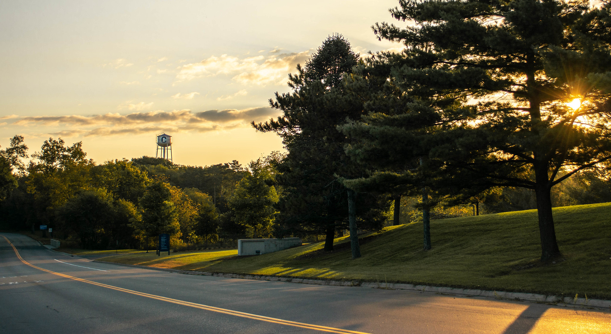 Carleton College Sunrise