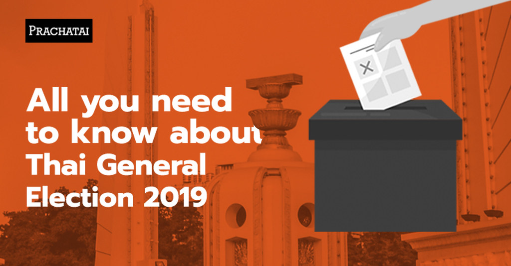 All you need to know about Thai General Election 2019