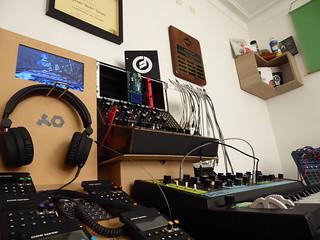 Nueva sede de Audiotecna en el sector de Galerías
