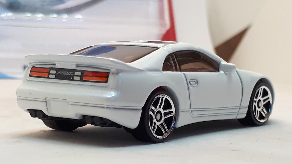 Hot Wheels Nissan 300zx Twin Turbo No2 164 Well I Couldn Flickr
