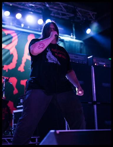 Cannibal Corpse | by Josh Joyce