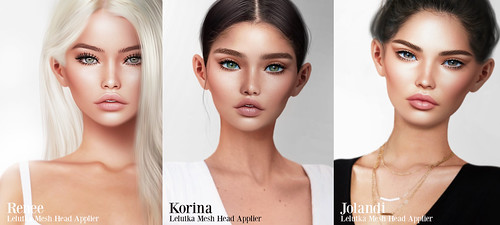 Glam Affair - Korina | by Aida Ewing