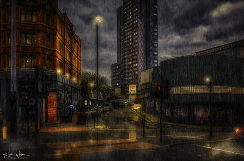 Oxford Road Station, Manchester   by Kev Walker ¦ 10 Million Views..Thank You