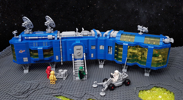 LEGO Space Moonbase