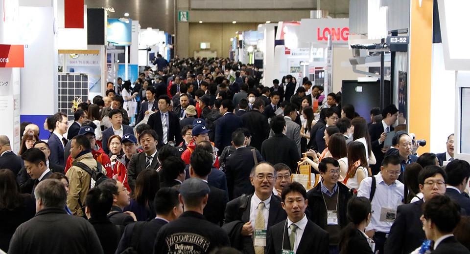 2019日本太陽光電展(PV EXPO)