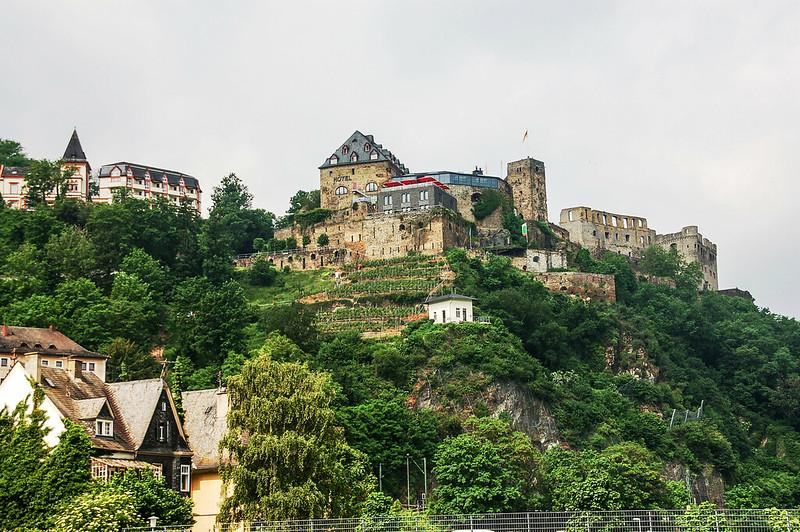 萊茵岩堡(Burg Rheinfels) 2