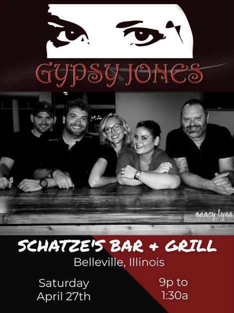 Gypsy Jones 4-27-19