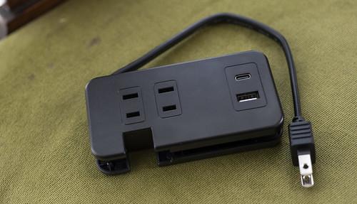 モバイル USB-ACタップ ミヨシ IPA-24AC3_11