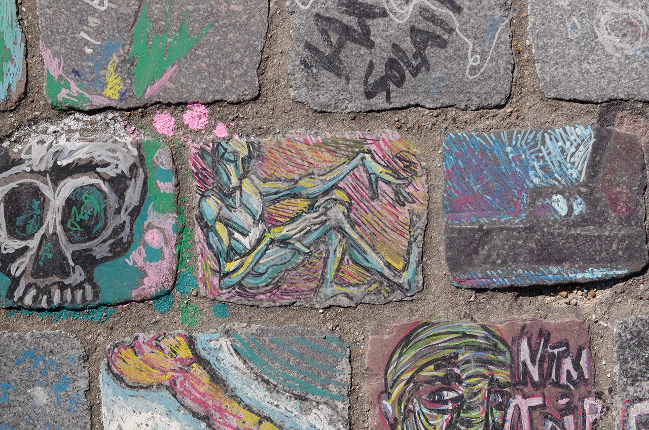 Peintures / Fresques / Tags & art de rue - Page 40 47606290251_34a0d38303_o