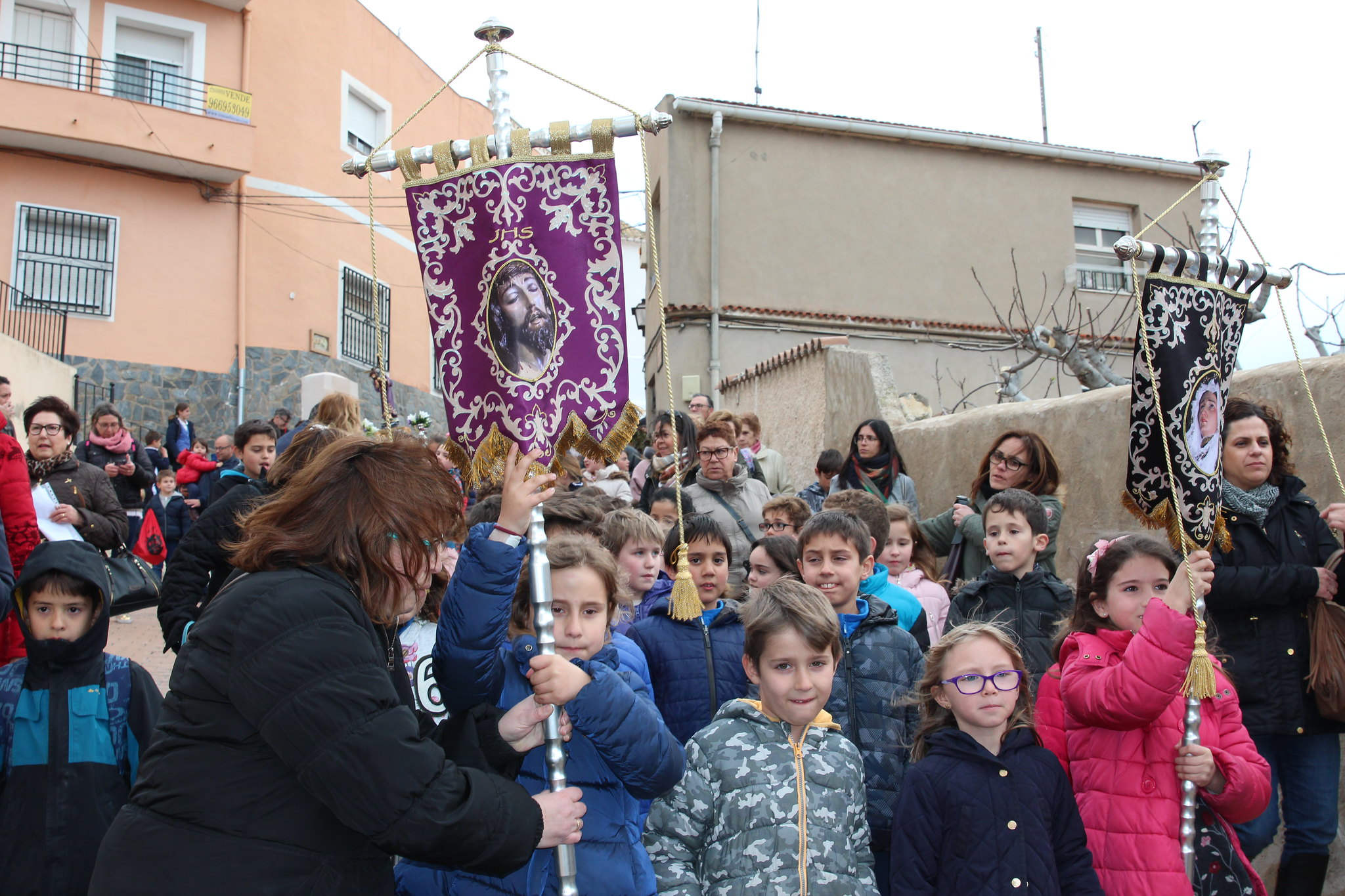 (2018-03-23) II Vía Crucis Infantil (Antonio José Verdú Navarro) (15)
