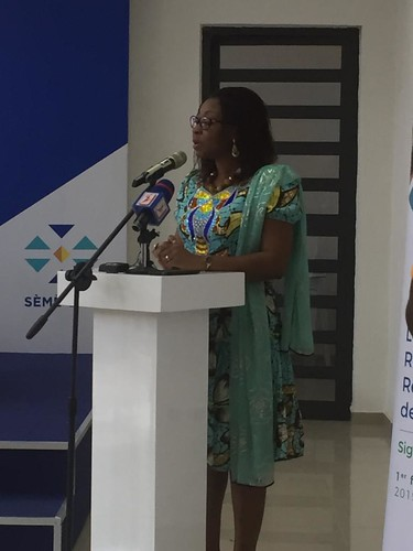 Minisiter of Digital Economy and Communication of Benin | by WACREN