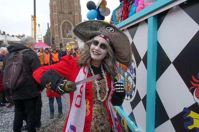 Delft 2019 Carnaval [Kabbelgat]