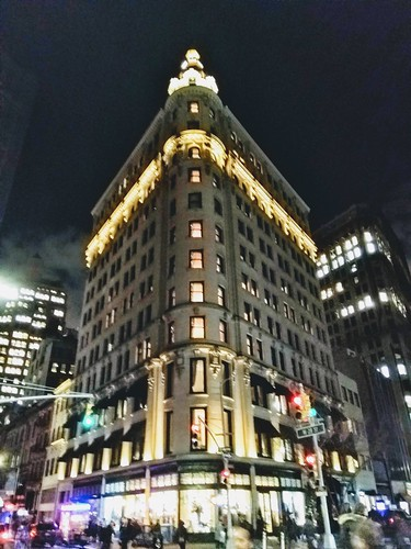 NoMad Hotel at Night | by edenpictures