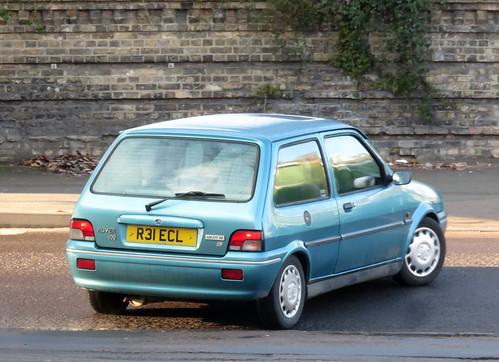 1997 Rover 100 Ascot 1.1 SE | by Spottedlaurel