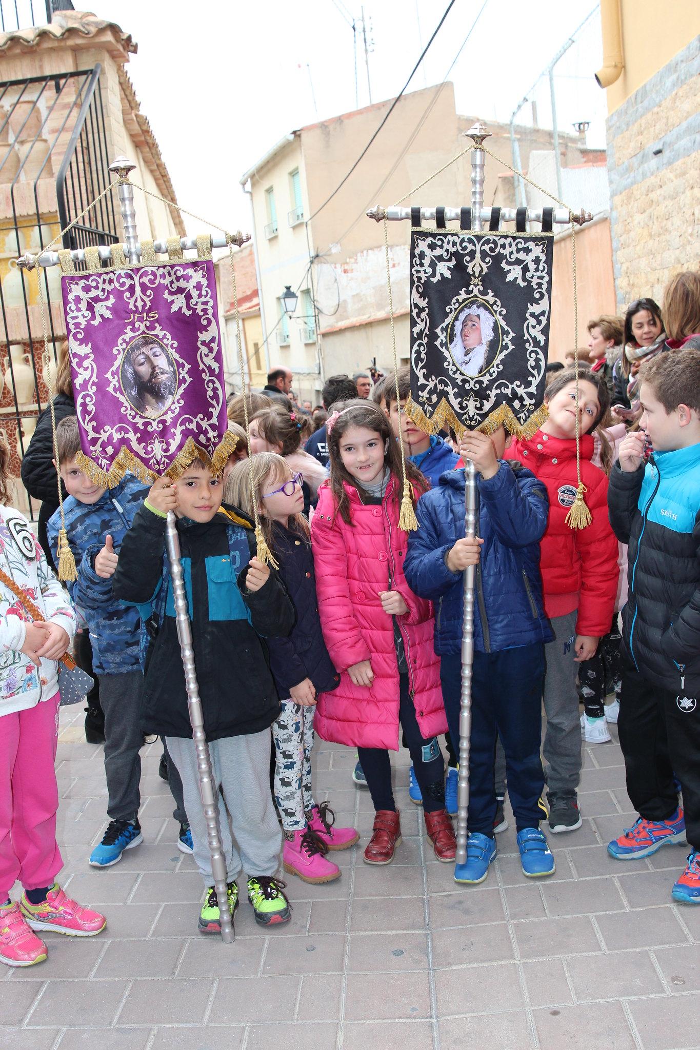 (2018-03-23) II Vía Crucis Infantil (Antonio José Verdú Navarro) (24)