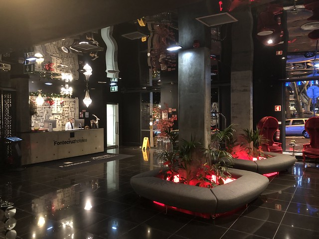 Fontecruz Lisbon : lobby