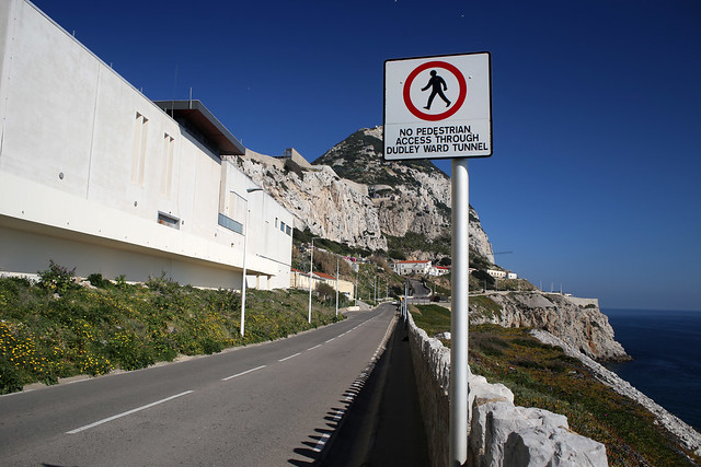 Dudley Ward Tunnel warning