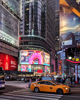 New York City / Times Square | by Aviller71