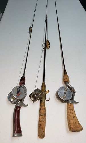 Early Winchester rod, reel & lure | by thornhill3