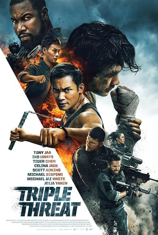 Triple Threat - Poster 1