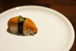 Uni, (sea urchin), Santa Barbara | by JFOODIE