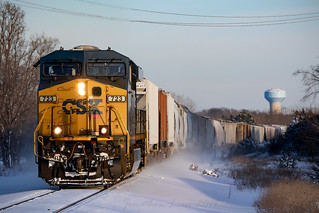 Sunset Q329 | by conrail6809