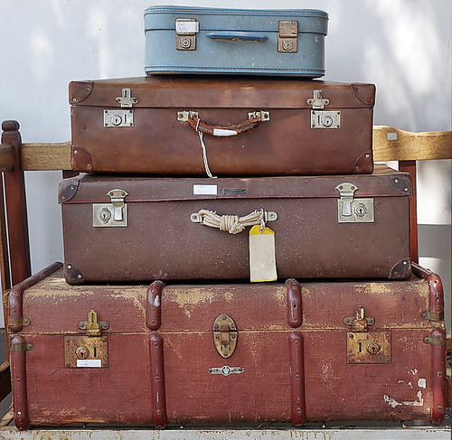 Have Suitcase- will travel   by noelcmn