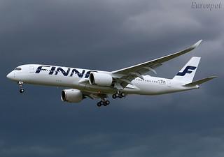 F-WWDW Airbus A350 Finnair | by @Eurospot