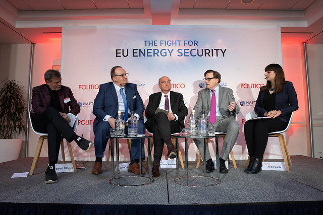POLITICO's Event: The fight for EU energy security