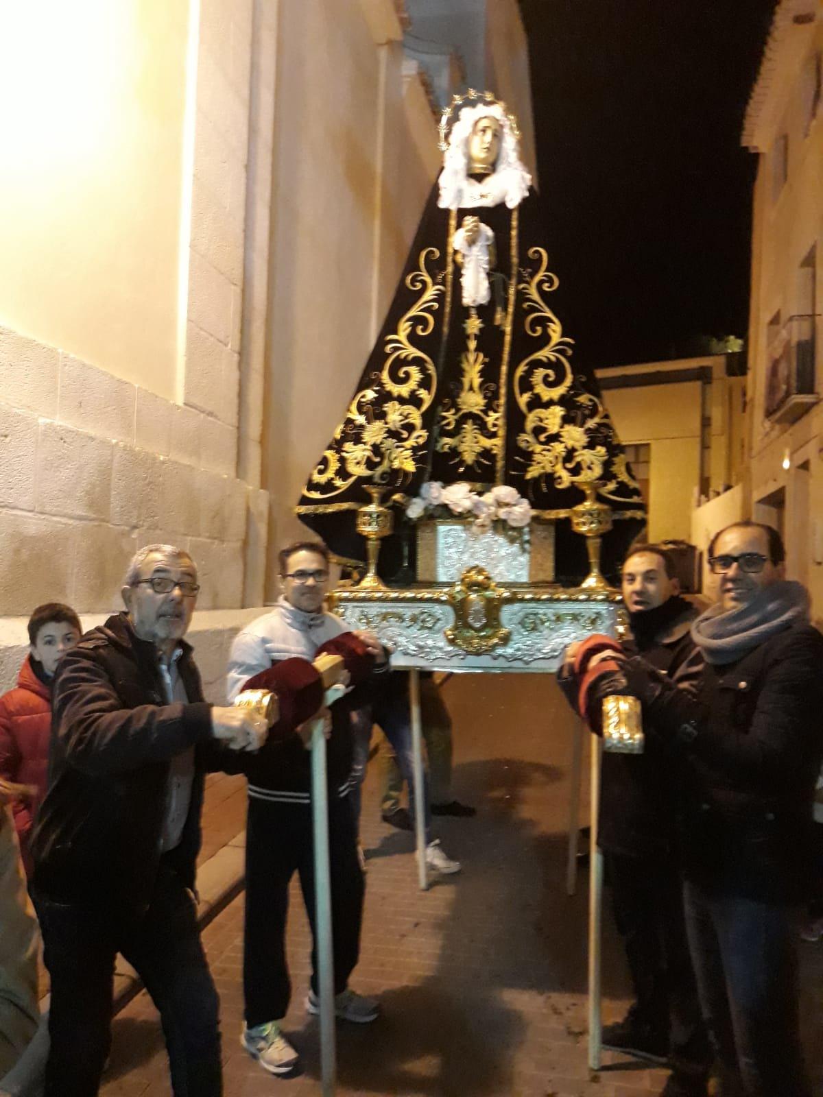 (2018-03-23) - IX Vía Crucis nocturno - Alberto Montesinos (02)